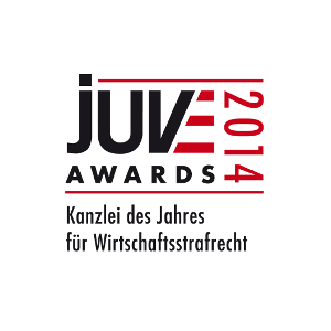 JUVE Awards 2014 - Law Firm of the Year