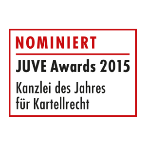 JUVE Awards 2015 - nominated