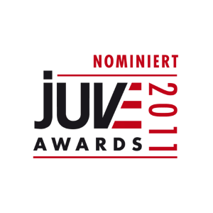 JUVE Awards 2011 - nominated