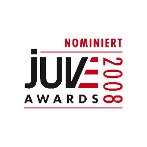 JUVE Awards 2008 - nominated