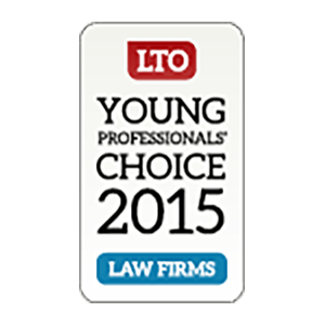 LTO Young Professionals Choice 2015