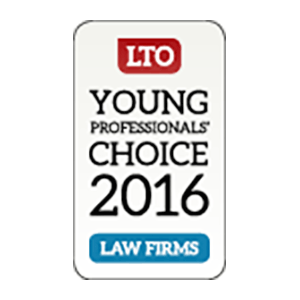 LTO Young Professionals Choice 2016