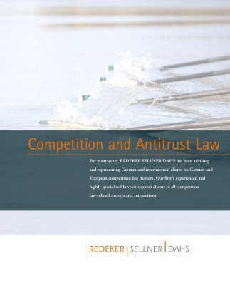 Competition and Atitrust law